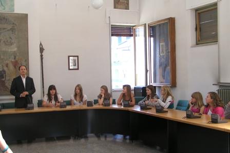 Spotkanie z Burmistrzem Pisogne